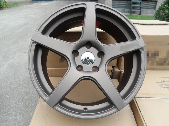 """""""18"""""""" бронзовая звезда 5 стиль оправ колеса подходит для Toyota Camry Авалон Хонда Аккорд Цивик W416"""""""