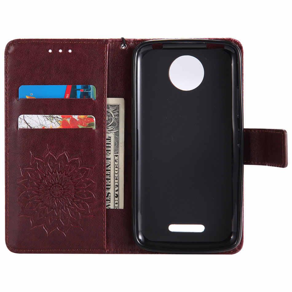 電話モト E5 E4 C プラス X スタイル Z 力 G2 G4 再生 G5 G5S G6 プラス coque カードスロットホルスターキャパブックカバー P06Z