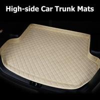 Car Trunk Mats for Mercedes Benz GLC 200 260 300 220d 250d 350e AMG Coupe Accessories Car Cargo Liner Boot Carpet Trunk Mats