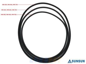 SUNSUN канистра фильтр уплотнительное кольцо Замена для HW 3000 302 303AB 304AB 402AB 403AB 404AB 702AB 703AB 704AB