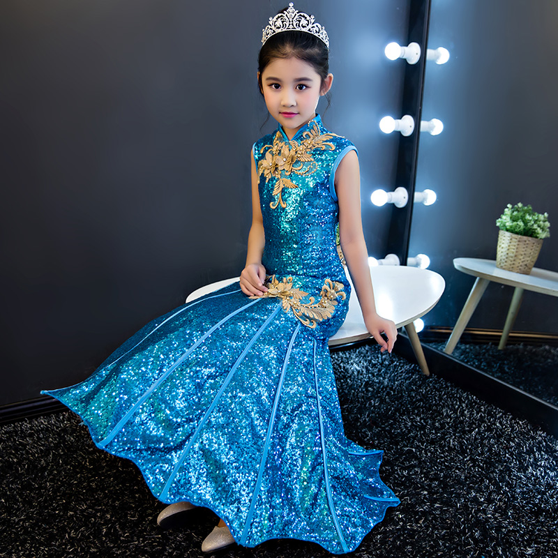 SHOSIXUAN Child crown princess lovely water drill girl hair ornament - Fashion Jewelry - Photo 4