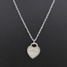 Famous Brand Love Necklace Women paragraph