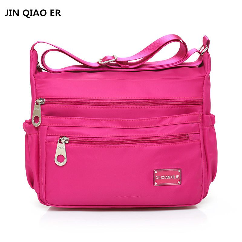 Women Messenger Bags Waterproof Nylon Crossbody Bags For Women Shoulder  Bags Travel Handbags Main Bolsa Purse And Handbags 23481f8ae5