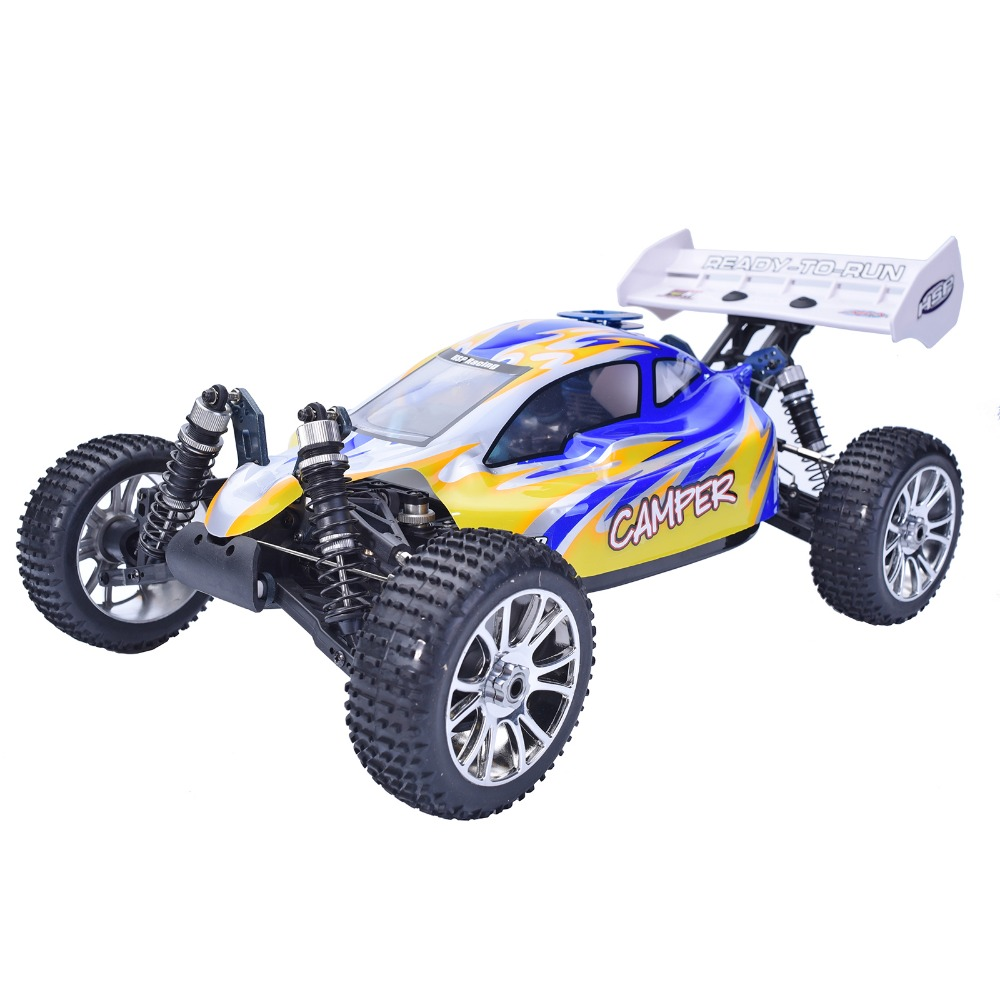 HSP 94760 Rc Car 1/8 Scale 4wd Nitro Power Remote Control Car  Troian Off Road Buggy Just Like HIMOTO REDCAT Hobby Racing car P2 clutch bell double gears 16t 21t hsp 02023 1 10 nitro power rc car on off road buggy sonic xstr warhead fit redcat exceed