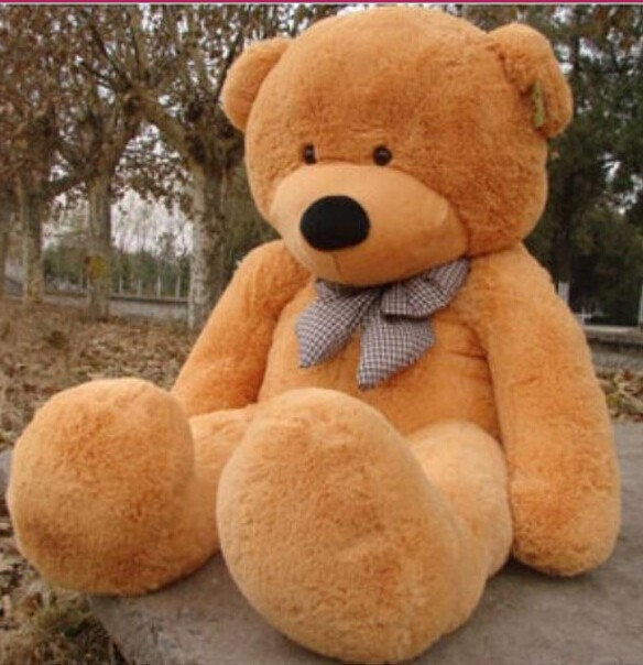 """Brand New 47"""" /Lovers/Valentines Gifts Birthday Gift 120cm 5Colors Giant Teddy Bear"""