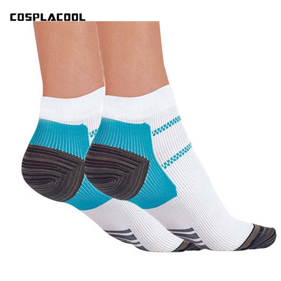 1 pair Unisex New Foot Compression   Sock   Anti-Fatigue Plantar Fasciitis Heel Spurs Arch Pain   Sock   For Men Women Breathable   Socks