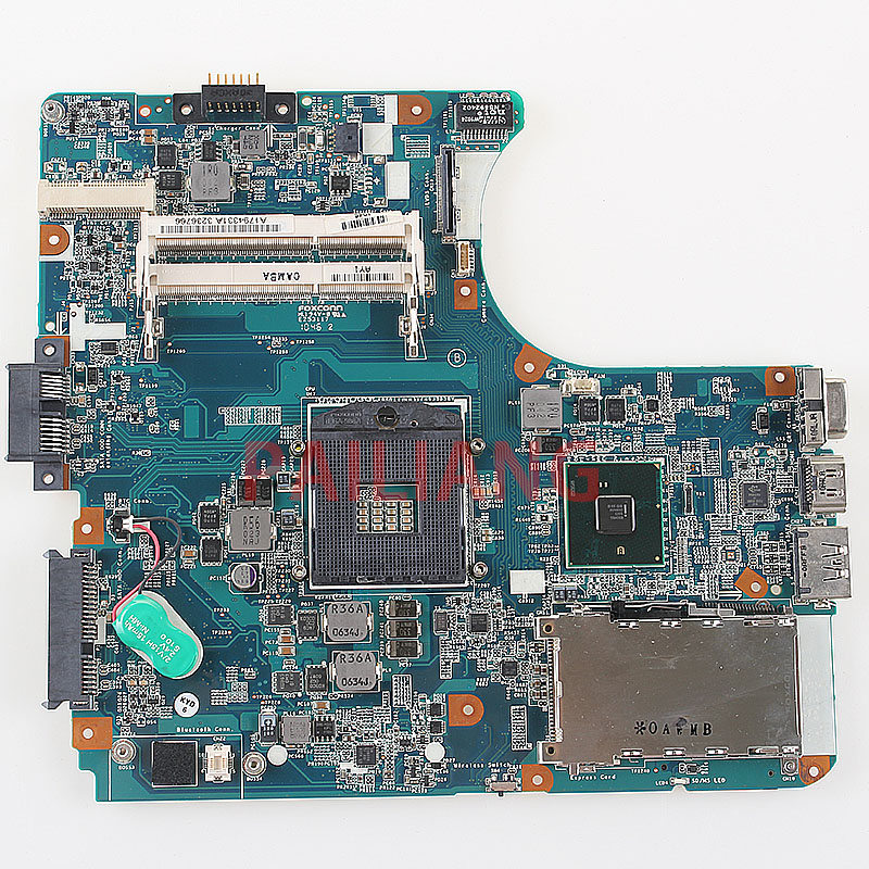 PAILIANG Laptop motherboard for Sony Vaio VPCEA PC Mainboard A1794331A MBX-223 M971 tesed DDR3 original for sony vpcea series motherboard mbx 224 a1794327a m961 mp mb ddr3 maiboard 100% test fast ship