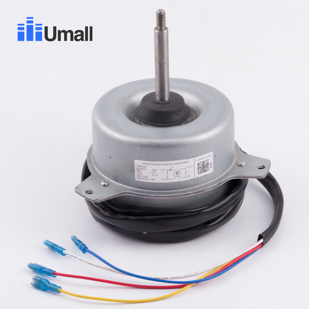 small resolution of ydk65 6f electronic air conditioner window ac fan blower motor air conditioning replace parts in air conditioner parts from home appliances on