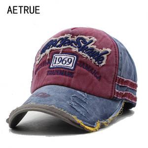 20eeefbbe48 AETRUE Baseball Cap Women Hats For Men Baseball Caps