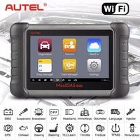 AUTEL MaxiDAS DS808K (Upgraded Version Of DS708,DS808) OBD2 Scanner Code Reader   Diagnostic     Tool   DS808K KIT Tablet