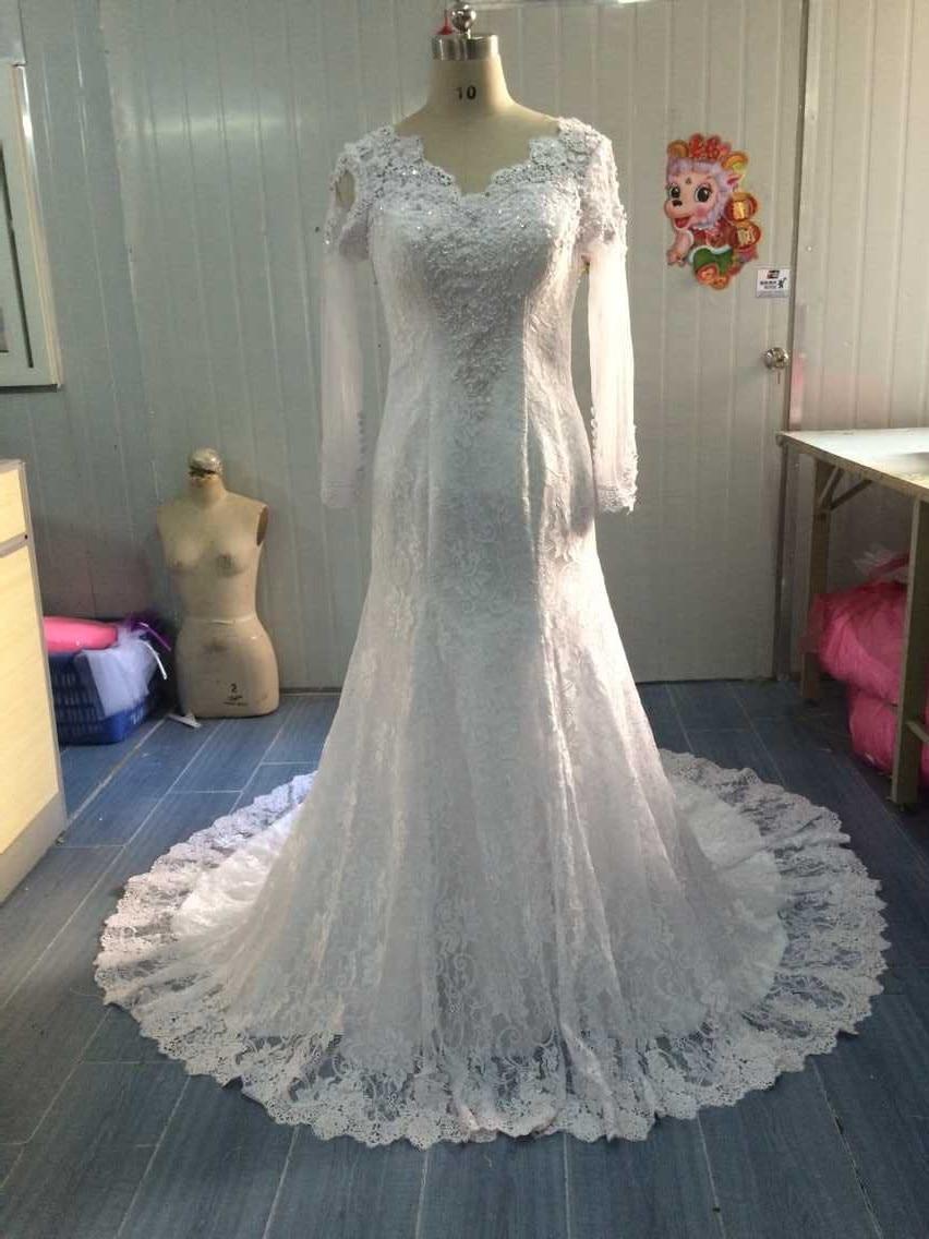 Online get cheap allure wedding gowns for Cheap allure wedding dresses