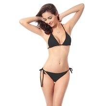 Sexy Women Bikinis Bandage 2017 Brazilian Push Up Bikini Set Swimming Swimsuit Bathing Suits Female Biquinis Swimwear 11 Colors