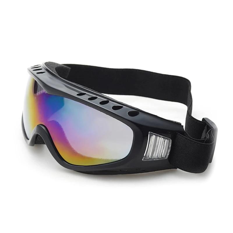 Kinder Ski Brille Schnee Snowboard Fahrrad Motocross UV400 Skifahren