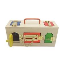 Różne Blokady International Edition Dla Dzieciak Przedszkola Materiały Montessori Edukacyjne Zabawki