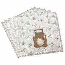 Cleanfairy 15pcs vacuum cleaner bag compatible with Thomas Parkett Prestige XT, PANTNER, MULTICLEAN X7 Aqua, SKY XT TWIN XT