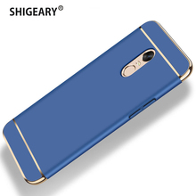 ФОТО luxury cases for xiaomi redmi 5 plus case cover for redmi 5 cover business phone shell redmi note 5 indian version coque fundas