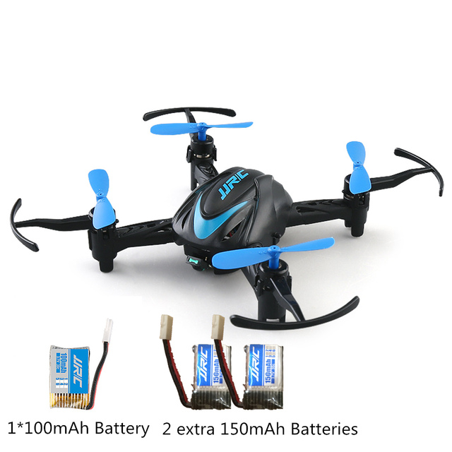JJRC H48 Mini Drone 6 Axe Micro RC Quadcopter Contrôle Double charge ...