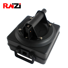 Raizi 8 inch Vacuum Suction Cup Heavy Duty Glass Lifter With ABS Hand Pump Glass Granite Stone Tile Lifting Tool 1pc quartz stone countertops seam tools vacuum adsorption splicer stone adjustment double suction cup multi function hand tool