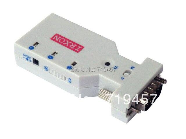 БЕСПЛАТНАЯ ДОСТАВКА Bt578 беспроводной rs232 мужской женский общие адаптер последовательный порт bluetooth модуль bluetooth