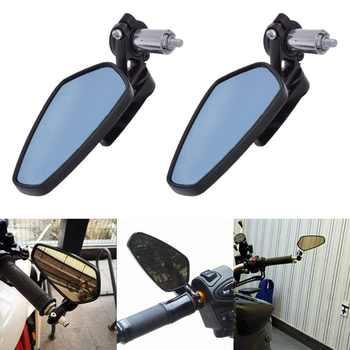 Handel Bar Ends Motorcycle Mirror Handlebar Ends Rear Mirrors Side Mirrors For Kawasaki Z800 Z750 Z1000 Z650 Z900 Z300 - DISCOUNT ITEM  21% OFF All Category