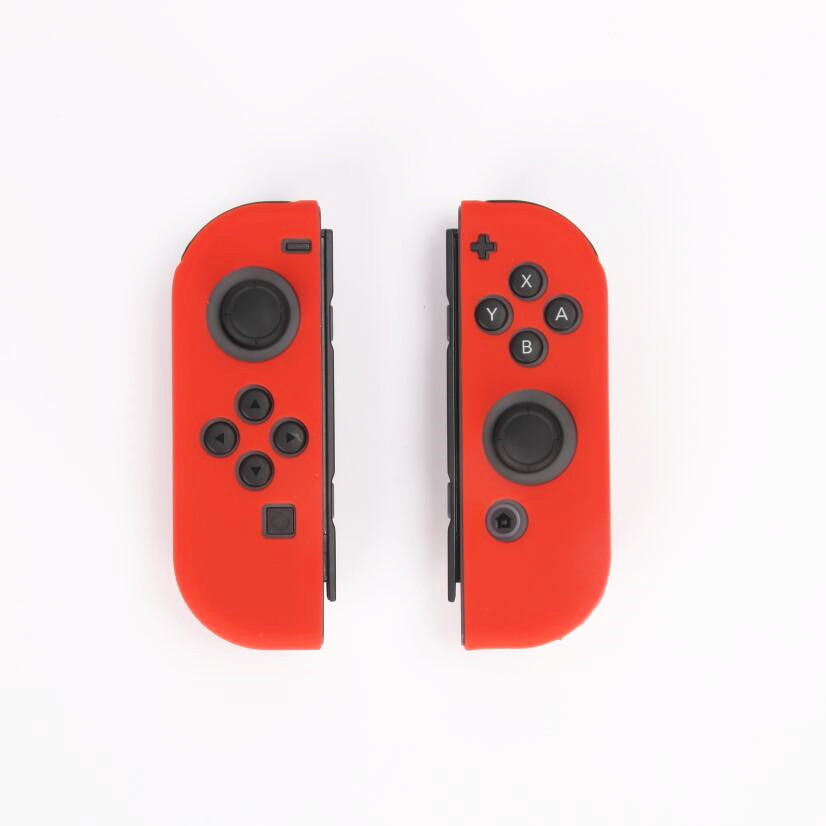 Game Console Protective Case FOR Nintendo Switch Handle Protection Sleeve NS Handle Non-slip Switch Silicone Sleeve