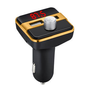 Mp3-Player Radio Music-Kit Bluetooth Car Fm-Transmitter 2 LCD Wireless Usb--Y1 Usb-Hands