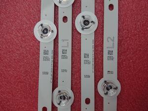 Image 5 - ชุดใหม่ 3 PCS 7LED 830 มม. LED backlight สำหรับ LG 43UJ65_UHD_A/B LC43490060A WOOREE 43 นิ้ว FHD_LED A   type