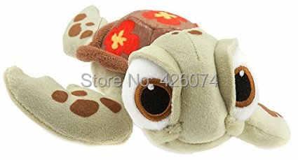 Nova Procurando Nemo Esguicho Tartaruga de Pelúcia Para Meninas Meninos 20 CENTÍMETROS Crianças Bichos de pelúcia Brinquedos para Crianças Presentes