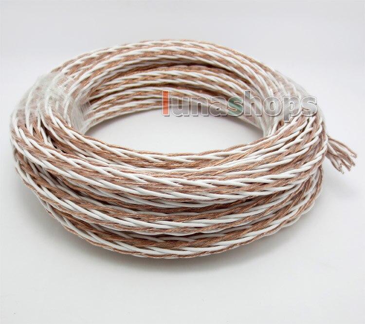 LN004004 запчасти 1 м 16TC 99.9997% OCC Hifi Сделай Сам спикер кабель для кабеля