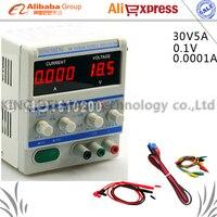 305AM 30V 5A 0 1V 0 001mA High Precision Professional Adjustable Digital DC Power Supply For