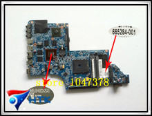 Wholesale DV6 DV6-6000 laptop motherboard for hp 662584-001 100% Work Perfect