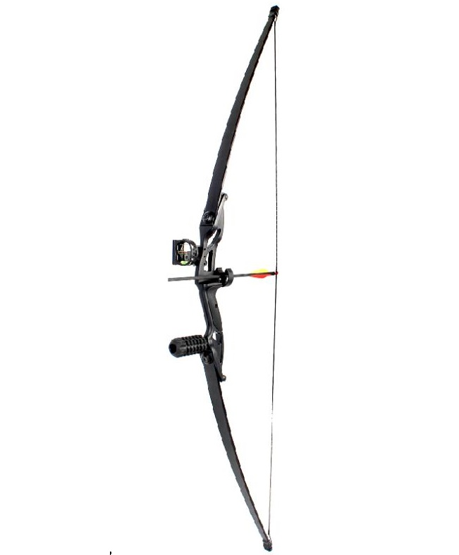 """35lbs 60"""" F179A fishing and hunting archery longbow recurve bow"""