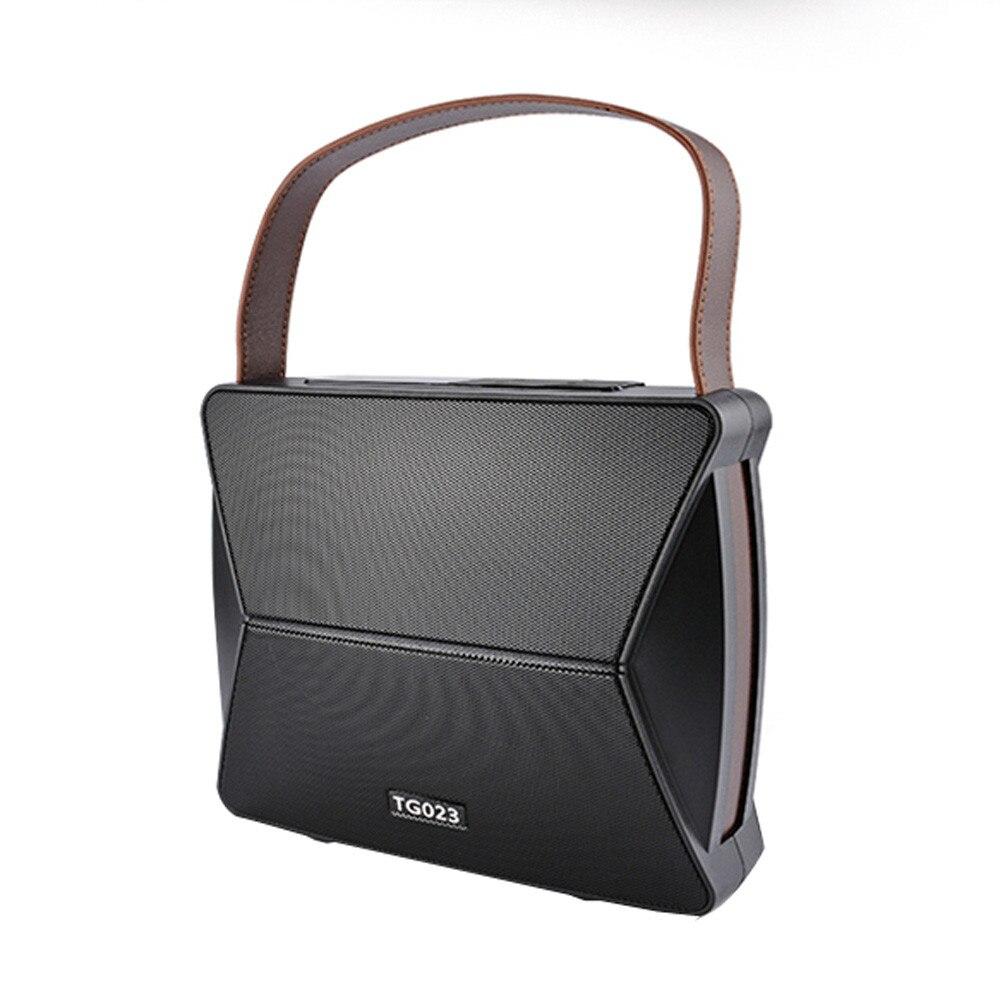 Mini Portable Hot sale FM Portable Bluetooth Speaker Wireless Stereo Loud Speaker Super Bass Sound Aux 17Dec28