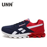 Men Running Shoes Spring Autumn Mens Trainers Breathable Flats Walking Shoes Zapatillas Hombre SportShoes Male