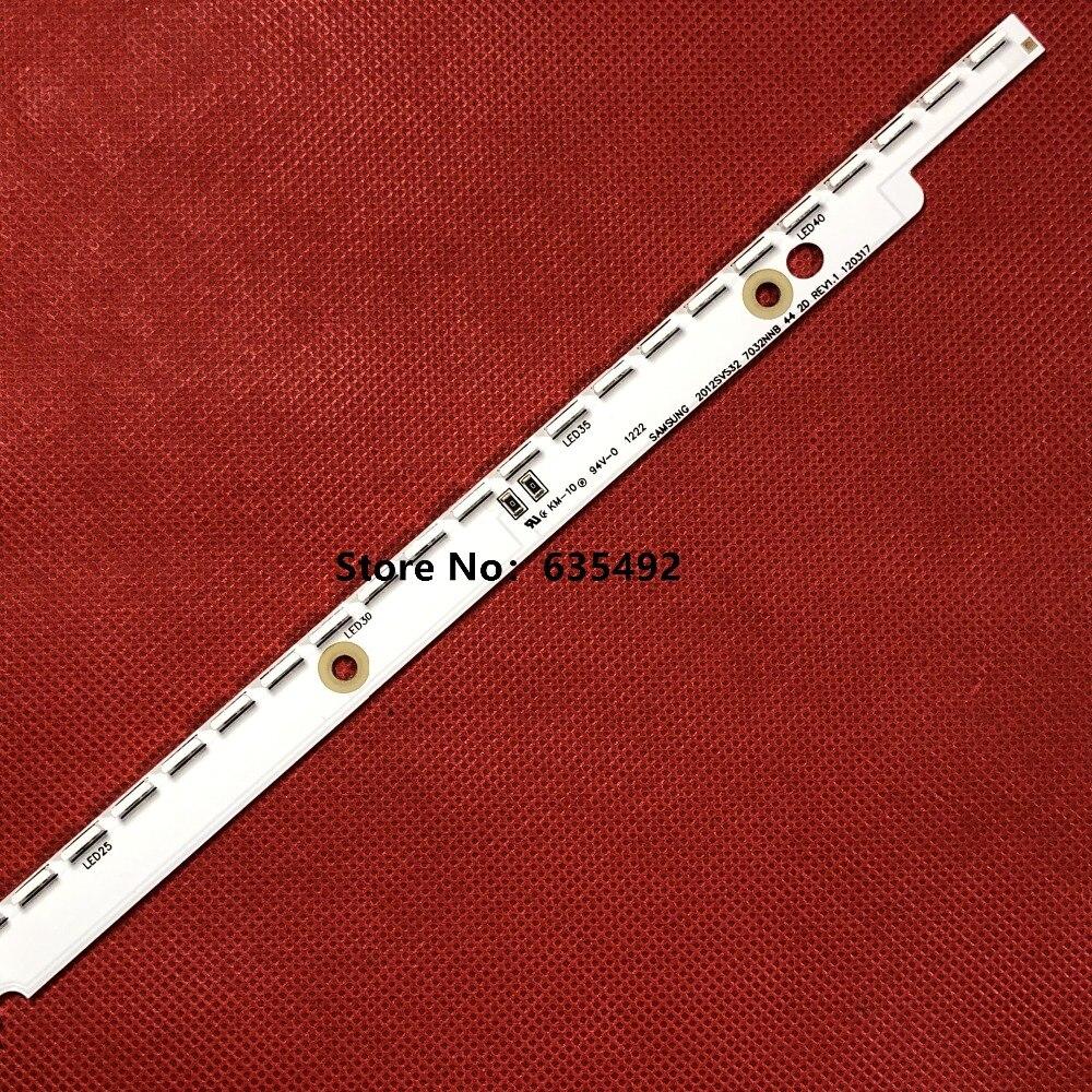 Rev1.1  3V 44LED 404mm 100%New LED Strip 32 For Sam sung 2012SVS32 7032NNB 44 2D Rev1.1(REV1.0 6V not work)Rev1.1  3V 44LED 404mm 100%New LED Strip 32 For Sam sung 2012SVS32 7032NNB 44 2D Rev1.1(REV1.0 6V not work)