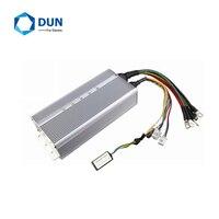 Gratis Verzending Goedkope Yuyang Koning YKZ7280 60V 72 V 80A 1KW-2KW Bldc Controller Met Bluetooth Voor Elektrische Fiets