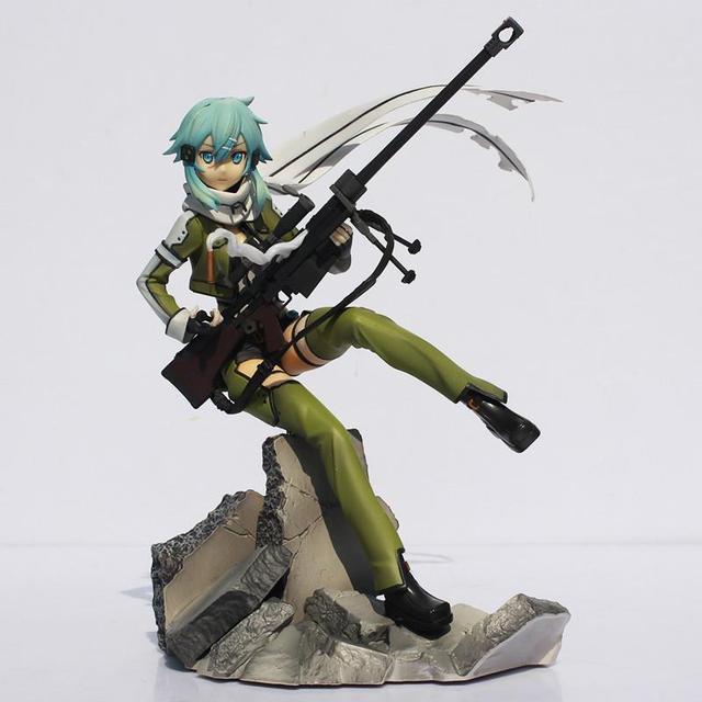 Sword Art Online Asada Shino 23CM