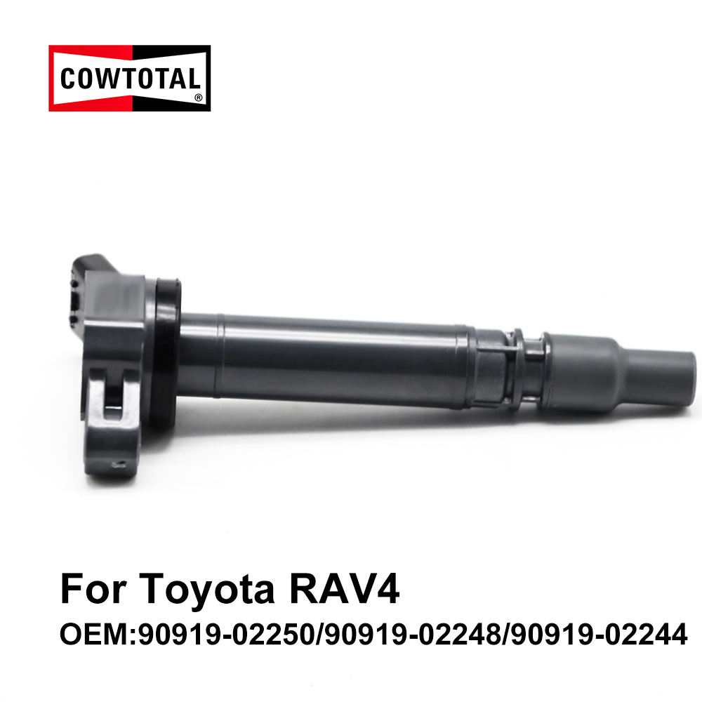 COWTOTAL Ignition Coil for Toyota RAV4 2 0L 2 4L 2 5L 3 5L OEM 90919