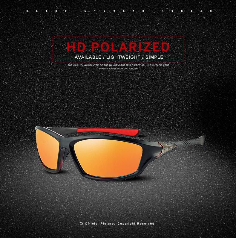 HTB1vdUuLkzoK1RjSZFlq6yi4VXaR 2020 Unisex 100% UV400 Polarised Driving Sun Glasses For Men Polarized Stylish Sunglasses Male Goggle Eyewears