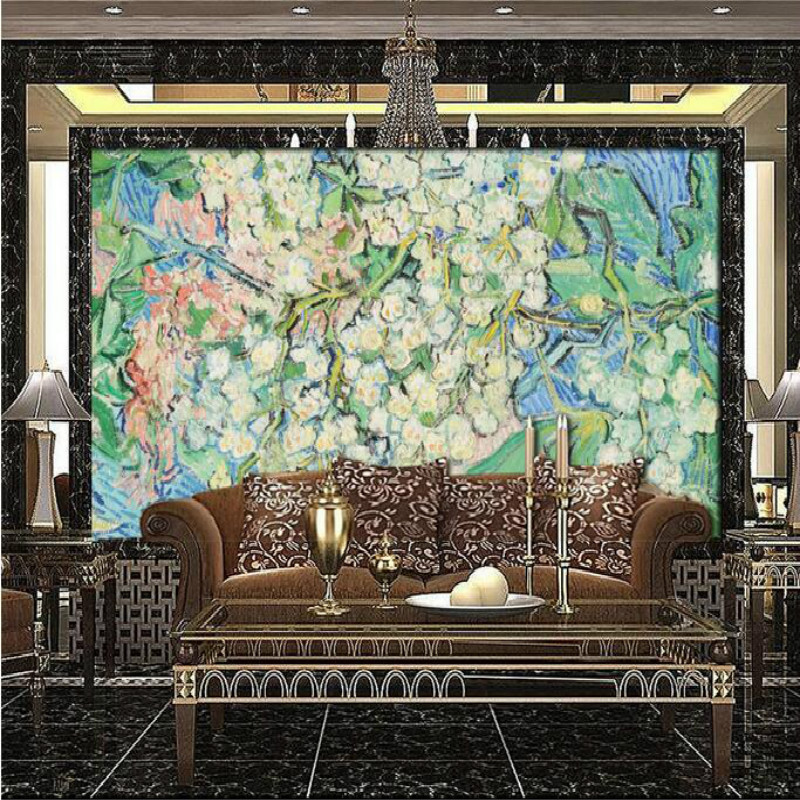 Giant hd world famous large mural wallpaper the sitting room the bedroom wall paper draw stereoscopic TV setting wall wallpaper