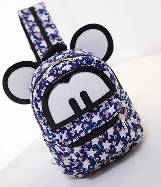 Canvas Mickey 6