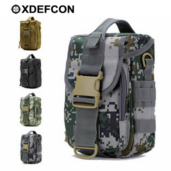 High Quality Molle Pouch Outdoor Black Phone Tactical Military Utility Bags Acu Gear Pouches Bag In Crossbody From