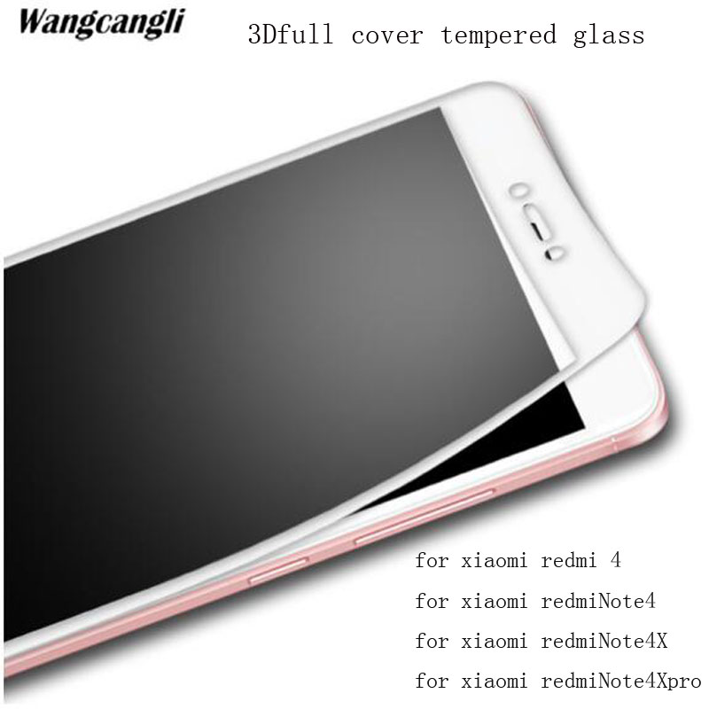 3D full cover <font><b>tempered</b></font> <font><b>glass</b></font> for <font><b>xiaomi</b></font> <font><b>redmi</b></font> 4x screen protector wholesale Protective <font><b>glass</b></font> for <font><b>xiaomi</b></font> <font><b>redmi</b></font> Note 4x film image
