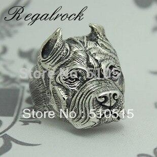 Regalrock Американский питбультерьер бульдог кольцо