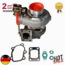 AP02 T25 T28 GT25 GT28 GT2871 GT2860 SR20 CA18DET Универсальный турбо масло+ с водяным охлаждением Малый Турбокомпрессор AR.64/AR.60 400BHP