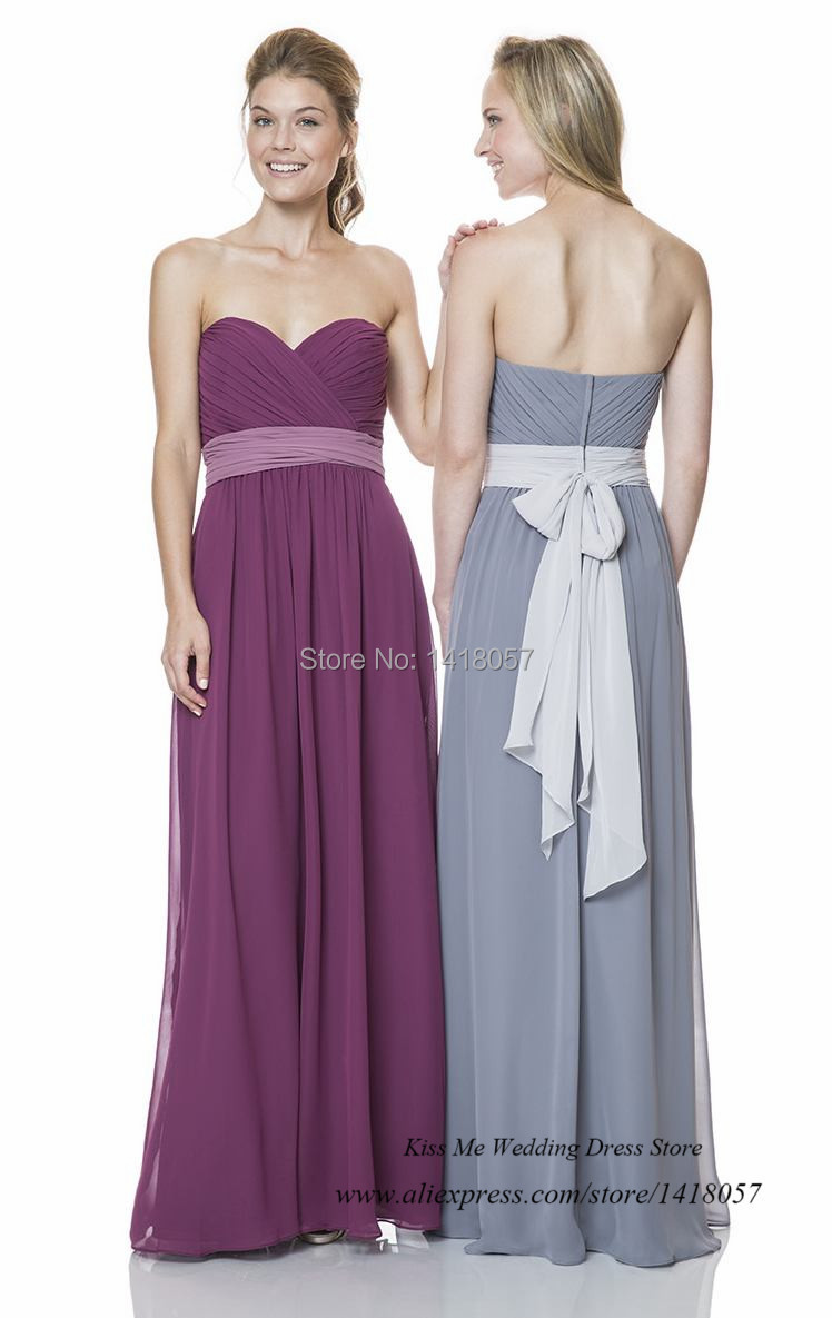 Purple And Grey Bridesmaid Dresses Gallery - Braidsmaid Dress ...