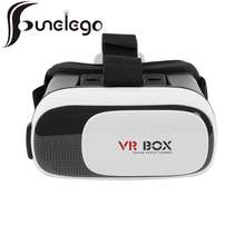 Funelego 3D VR Glasses Virtual Reality Vision For apple Android Windows Smartphone VR Cardboard Movie Goggles Helmet video