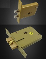 Premintehdw invisible conceal door mortise lock