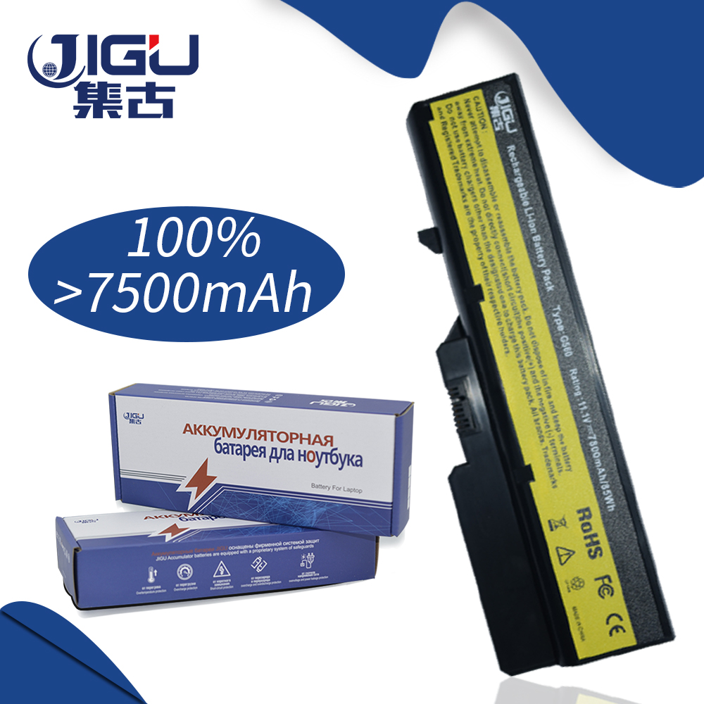 JIGU Laptop Battery For LENOVO IdeaPad G460 G465 G470 G475 G560 G565 G570 G575 G770 Z460 L09M6Y02 L10M6F21 L09S6Y02 new original power button board w cable for lenovo g470 g570 g575 g475 g770 g780 series p n ls 6753p
