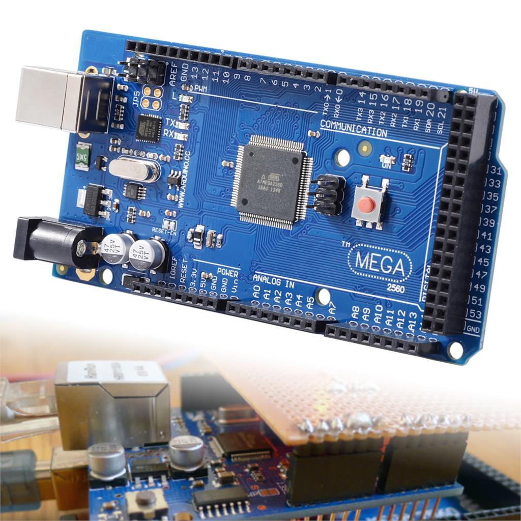 ATmega2560-16AU ATMEGA16U2 Board+USB Cable für MEGA2560·R3